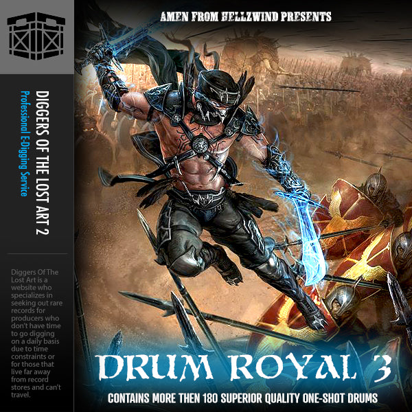 Drum Royal 3