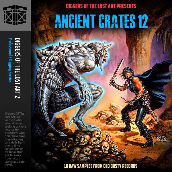 Ancient Crates 12