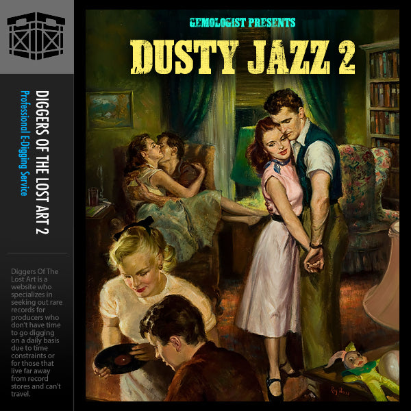 Dusty Jazz 2 - Boom Bap Labs