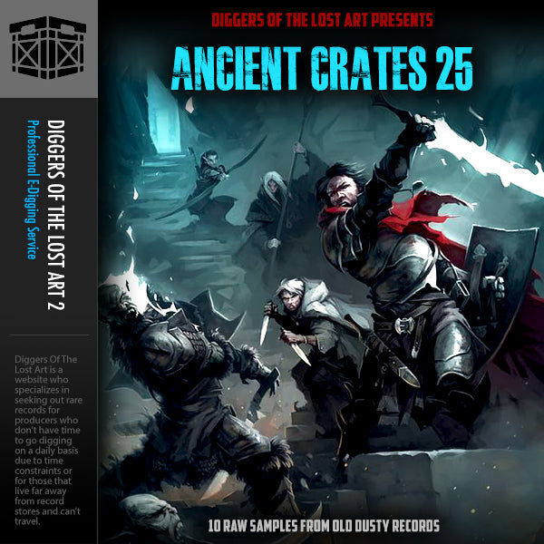 Ancient Crates 25