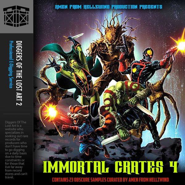 Immortal Crates 4