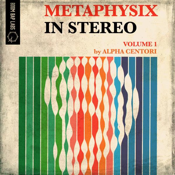 Metaphysix In Stereo 1 - Boom Bap Labs