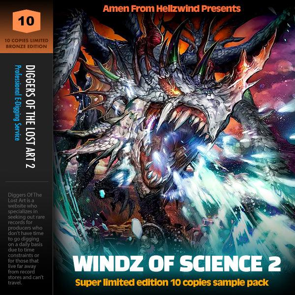 Windz of Science 2 Limited Ed SOLD OUT