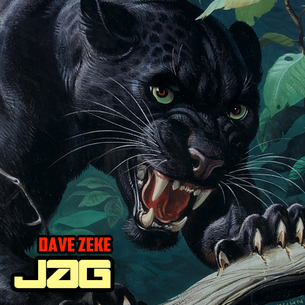 Jag 1 by Dave Zeke