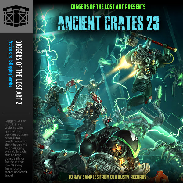 Ancient Crates 23