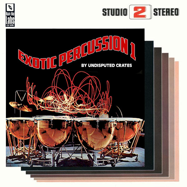 Exotic Percussion 1