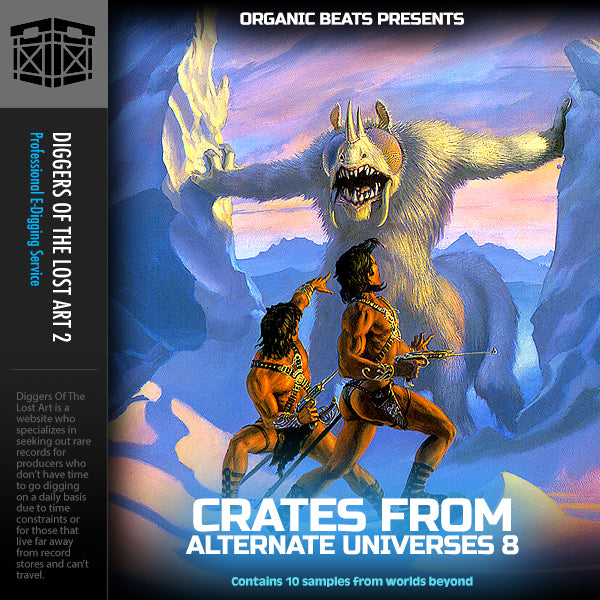 Crates From Alternate Universes 8