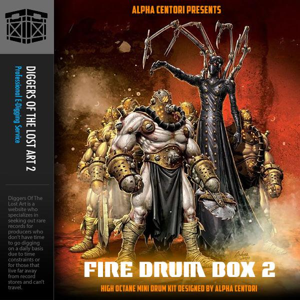 Fire Drum Box 2