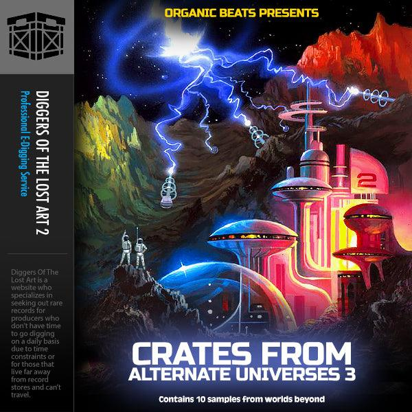Crates From Alternate Universes 3