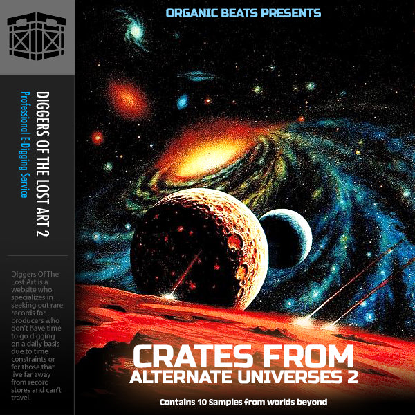 Crates From Alternate Universes 2