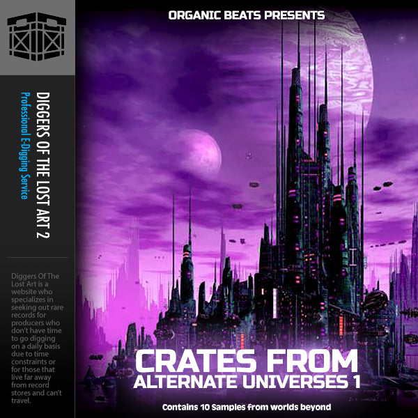 Crates From Alternate Universes 1