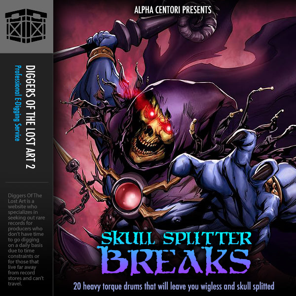 Skull Splitter Breaks