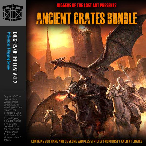 Ancient Crates Bundle