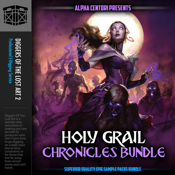 Holy Grail Chronicles Bundle