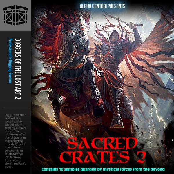 Sacred Crates 2
