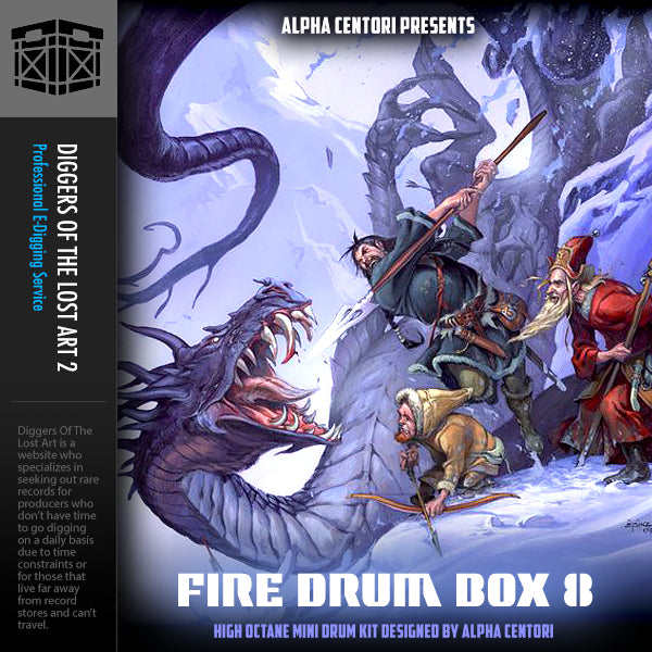 Fire Drum Box 8