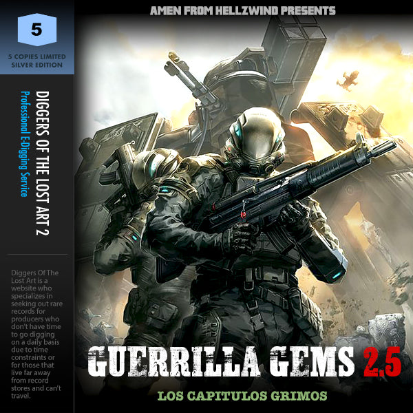 Guerilla Gems 2.5 Limited SOLD OUT