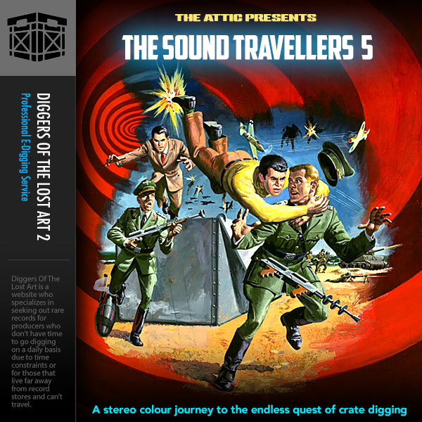 The Sound Travellers 5
