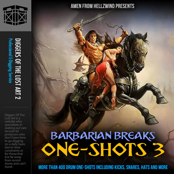 Barbarian Breaks One-Shots 3