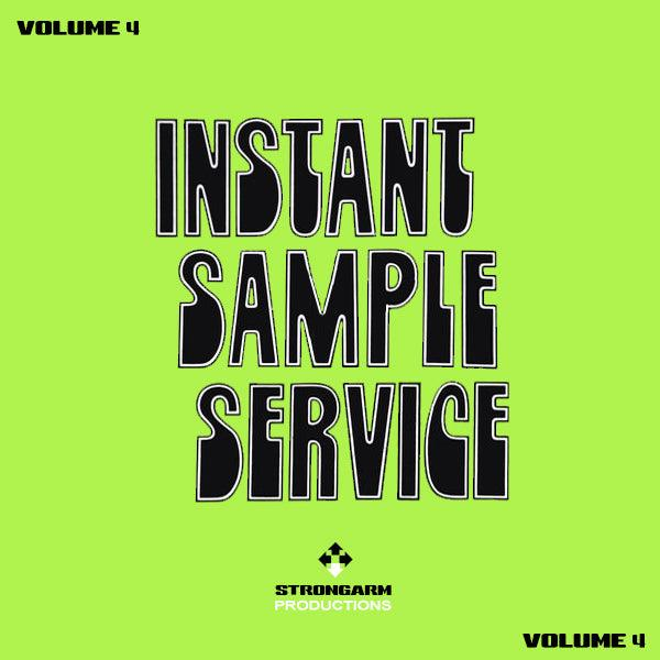 Instant Sample Service 4