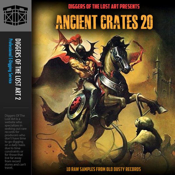 Ancient Crates 20