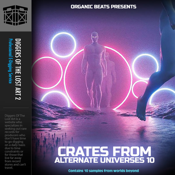 Crates From Alternate Universes 10