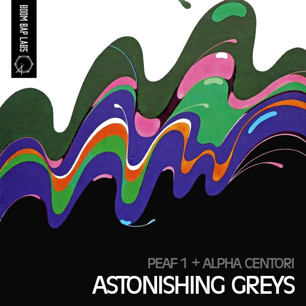 Astonishing Greys - Boom Bap Labs