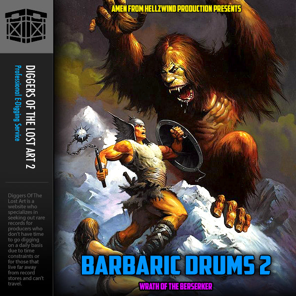 Barbaric Drums 2