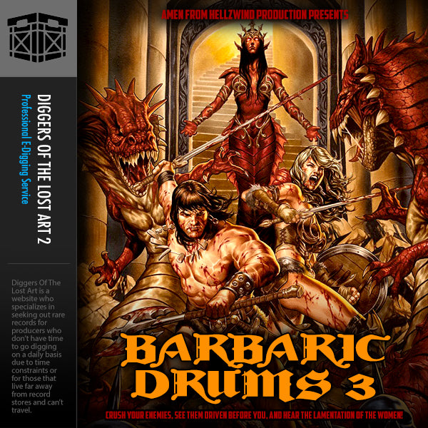Barbaric Drums 3