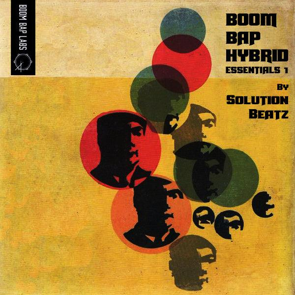 Boom Bap Hybrid Essentials 1 by Solution Beatz