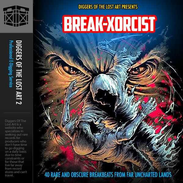 Break-Xorcist - Boom Bap Labs