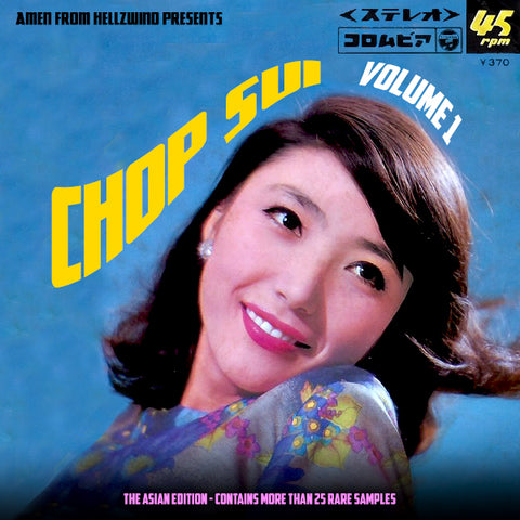 Chop Sui Volume 1 (The Asian Music Edition)
