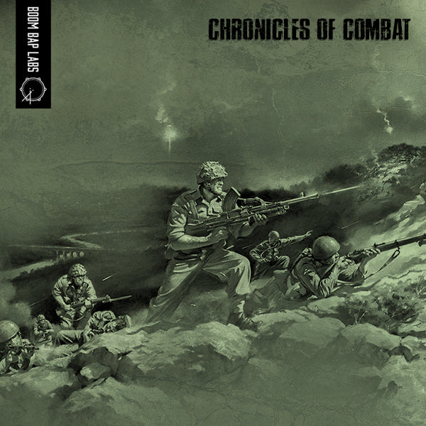 Chronicles of Combat - Boom Bap Labs