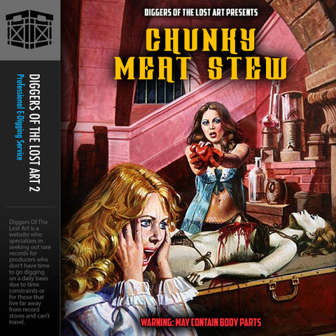 Chunky Meat Stew - More Than 150 Drum Fills