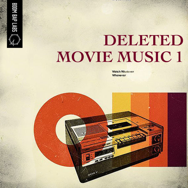 Deleted Movie Music 1 - Boom Bap Labs