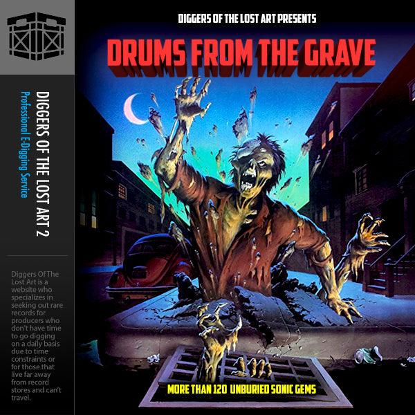 Drums From The Grave - Boom Bap Labs