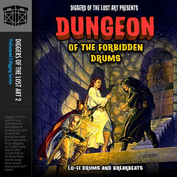 Dungeon of The Forbidden Drums