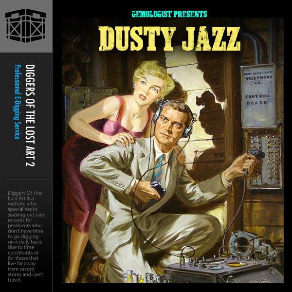 Dusty Jazz 1 - Boom Bap Labs