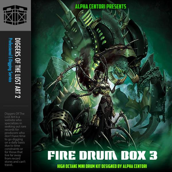Fire Drum Box 3
