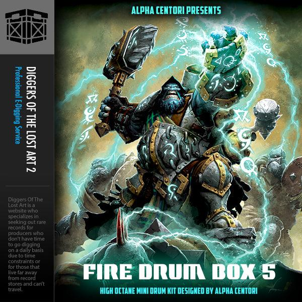 Fire Drum Box 5