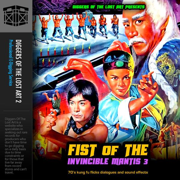Fist Of The Invincible Mantis 3