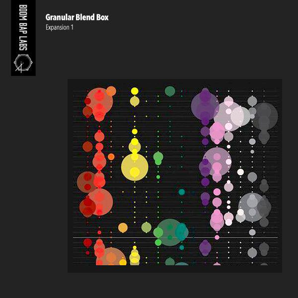 Granular Blend Box Expansion 1 - Boom Bap Labs