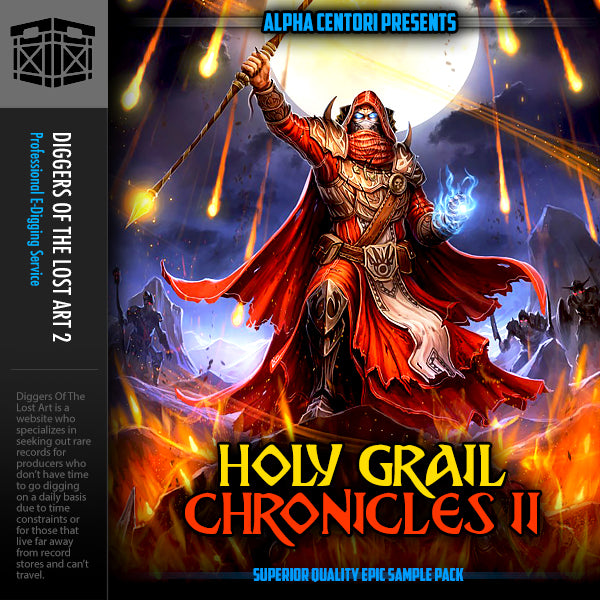 Holy Grail Chronicles 2