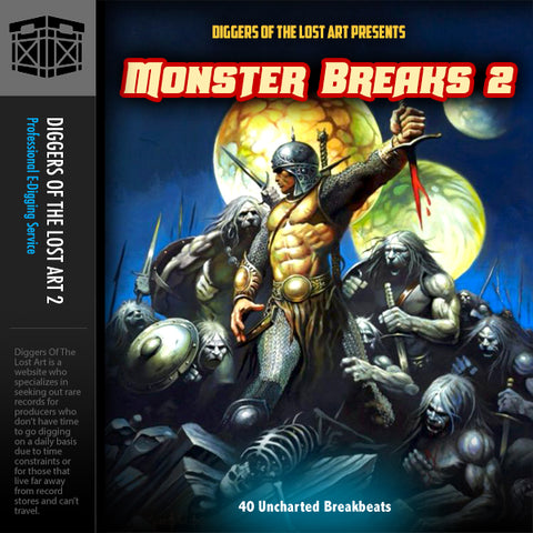 Monster Breaks Vol 2