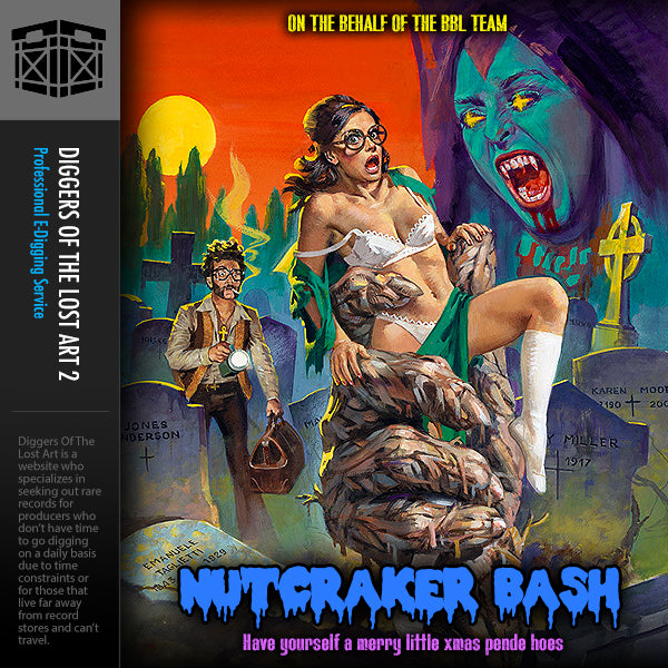 Nutcracker Bash - Boom Bap Labs