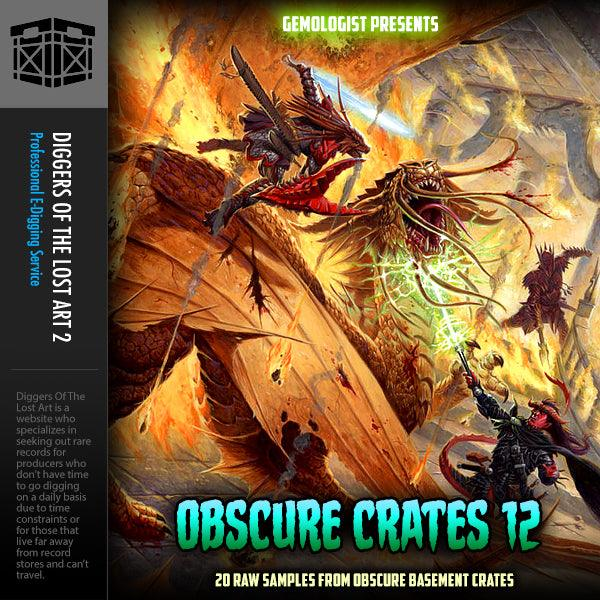 Obscure Crates 12
