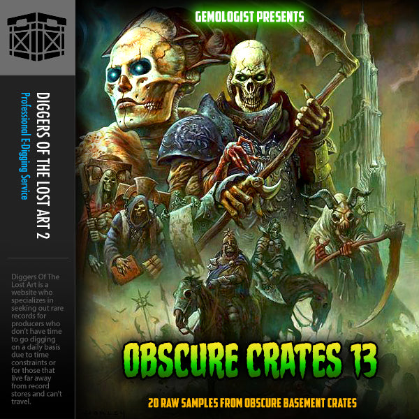 Obscure Crates 13