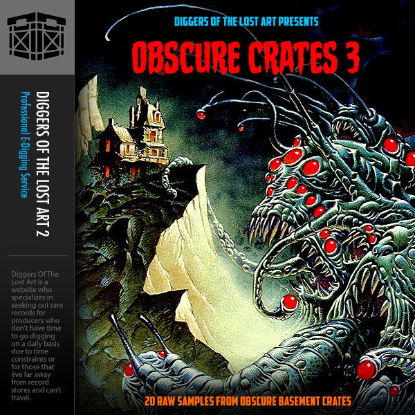 Obscure Crates 3