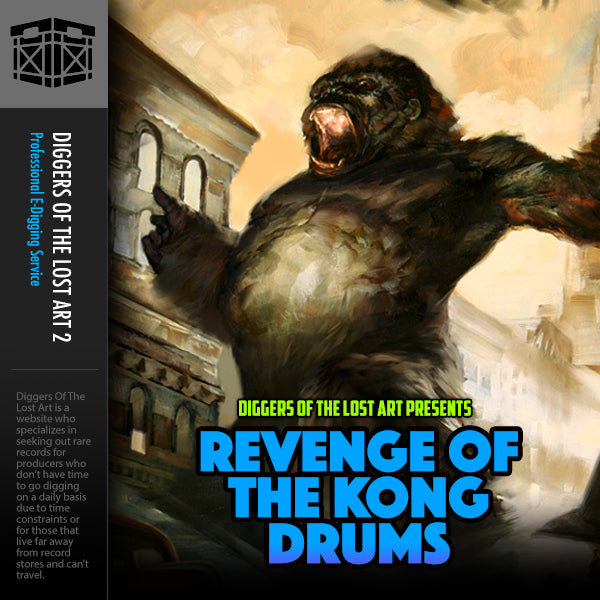 Revenge of The Kong Drums