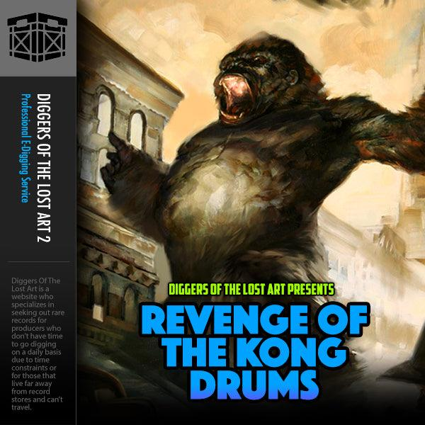 Revenge of The Kong Drums - Boom Bap Labs